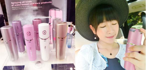 风靡日韩的娜蜜丝活肤仪,暗藏了哪些补水小心机?